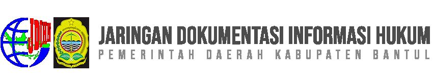 Home Website Jdih Kab Bantul